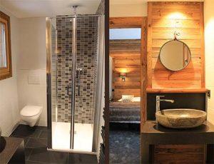 Salle de bain -béton ciré